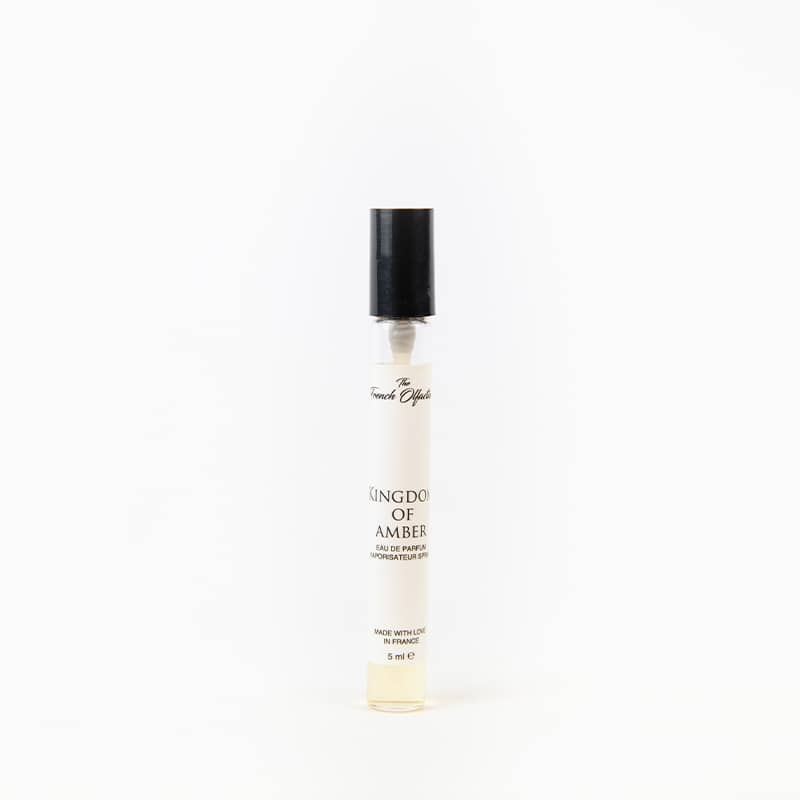 Eau de parfum 5mL Kingdom of Amber The French Olfaction