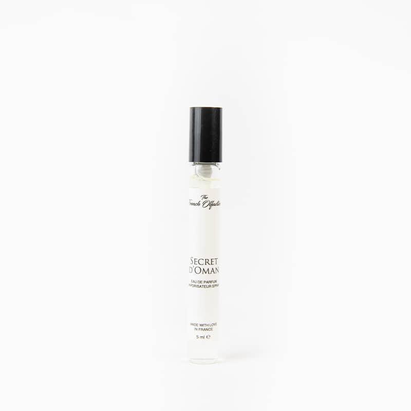 Eau de parfum 5mL Secret d'Oman The French Olfaction