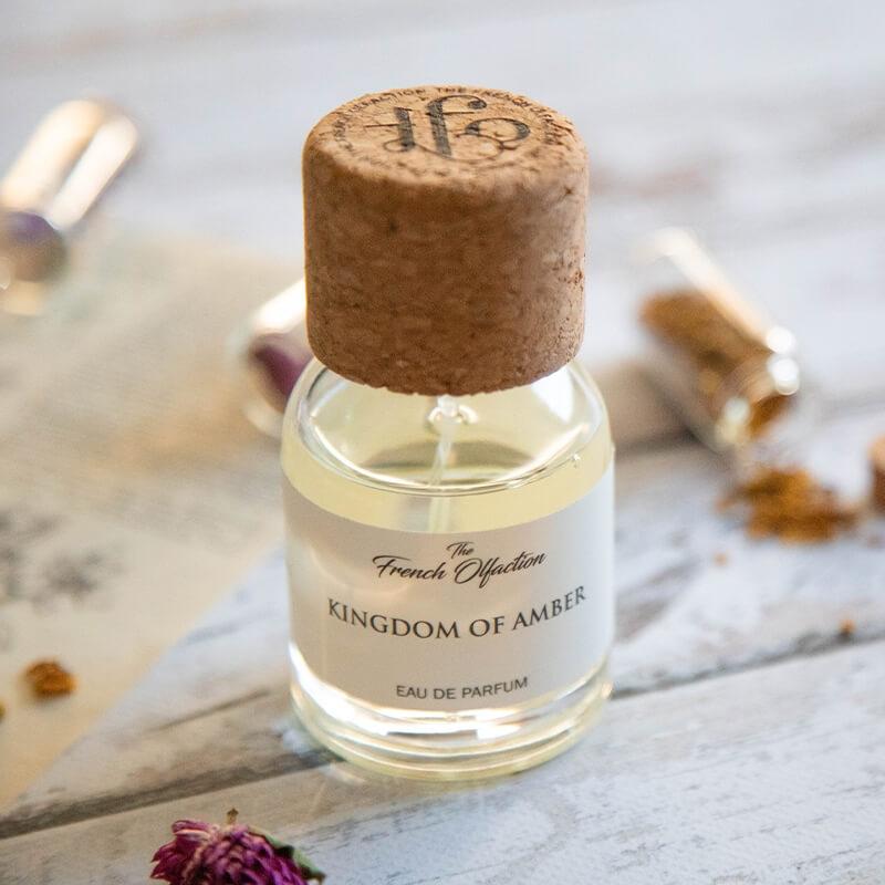 Eau de parfum mixte 50mL Kingdom Of Amber The French Olfaction