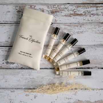Pack découverte eaux de parfum The French Olfaction 6x5mL