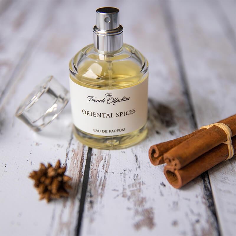 Eau de parfum mixte 50mL Oriental Spices The French Olfaction